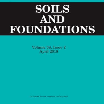 ขอแสดงความยินดีกับ ศาสตราจารย์ ดร. สุขสันติ์ หอพิบูลสุข ที่ได้รับเกียรติเชิญจากวารสาร Soils and Foundations เป็น Editorial Board Member