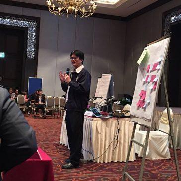 """ศาสตราจารย์ ดร. สุขสันติ์ หอพิบูลสุข เข้าประชุมแผนการดำเนินโครงการ """"การสร้างกลไกเพื่อพัฒนาศักยภาพนักวิจัยรุ่นใหม่ Multi Mentoring System (MMS)"""""""