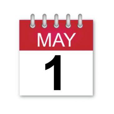 1 พฤษภาคม วันแรงงานแห่งชาติ